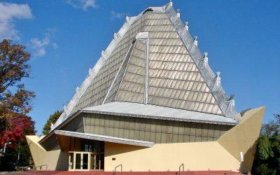 Beth Shalom SynagogueFrank Lloyd Wright1953-1959