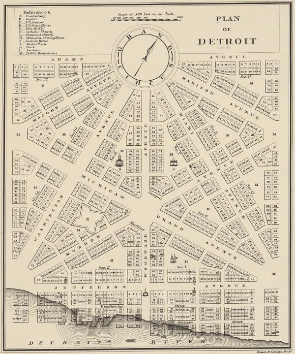 Plan for Detroit