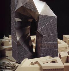 Max Reinhardt Haus, projectPeter Eisenman, architect1982