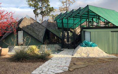 Pollock-Wariner House  Bruce Goff, architect 1957