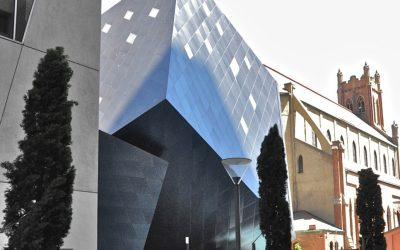 CONTEMPORAY JEWISH MUSEUMDANIEL LIBESKIND2008
