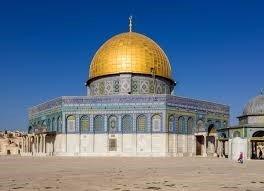 Dome of the Rock, Jerusalem  Jerusalem691-692