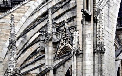 Notre Dame, Paris—————-12th century to 14th century