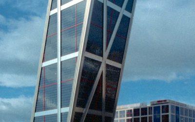 Puerta de EuropaJohnson & Burgee, architects1996