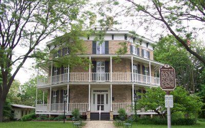 Watertown Octagon House  John Richards  1854