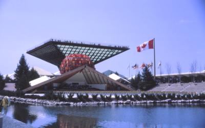 CANADIAN PAVILION – Expo 67Rod Robbie & Colin vaughn1967