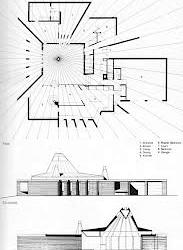 FREEMAN HOUSEGunnar Birkerts, Architect1965-1966