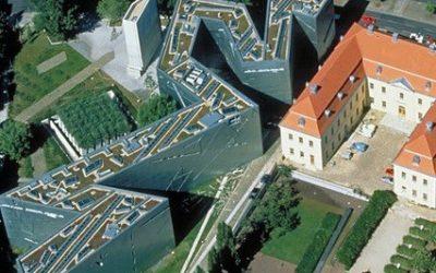 Jewish Museum, Berlin Daniel Libeskind 1989