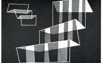 Steps Josef Albers, artist  1935