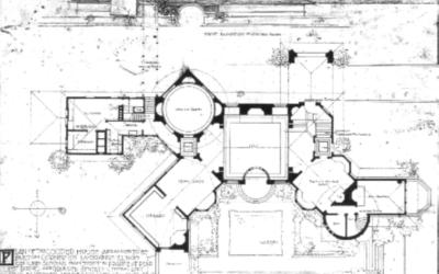 Frank Lloyd WrightFountainhead of Diagonality————-