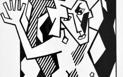 Wood BlocksRoy Lichtensteinc.1980