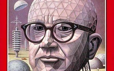 R. Buckminster FullerCover of TIME Magazine1963