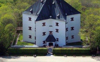 VILLA HVĚZDAFERDINAND II, AUSTRIA1555