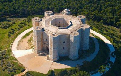 CASTEL DEL MONTEFREDERICK THE GREAT 1240 AD